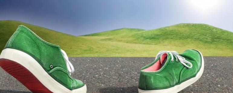Weg - Zukunft - Entscheidung - Neuanfang - Konzept